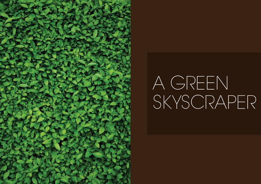 Jalan Dusun Gaia Condominium A Green Skyscraper