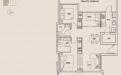 Jalan Dusun Gaia Condominium Type B - 3 Bedroom